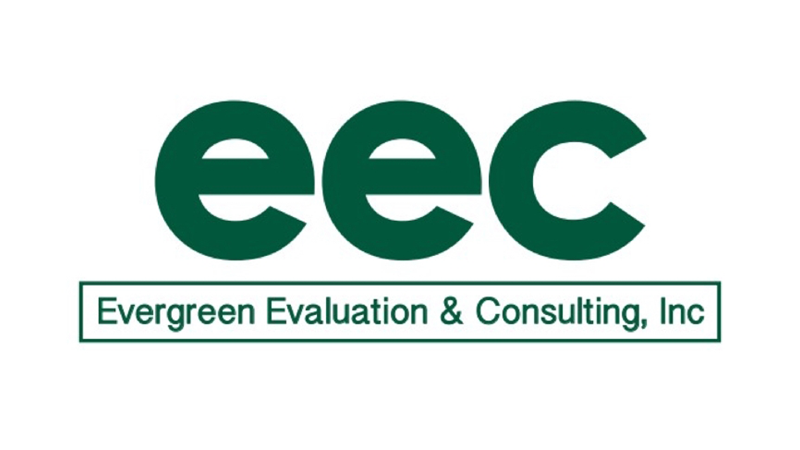 Logo for the Evergreen Evaluation and Consulting (EEC)